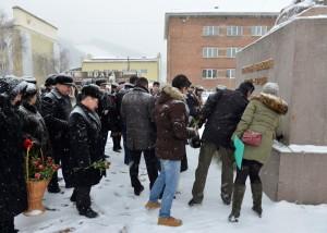 Память Григория Чорос-Гуркина почтили в Республике Алтай