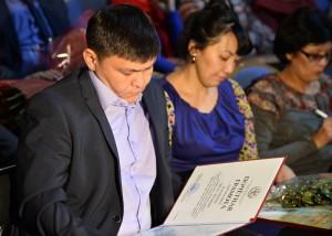 В Горно-Алтайске отметили День печати и наградили журналистов