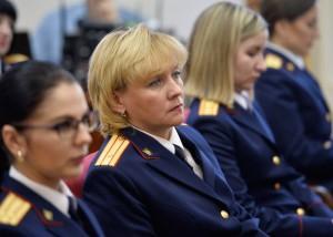 В СУСК отпраздновали шестилетие создания Следственного комитета России