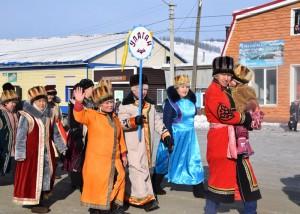 Чага-Байрам в Улагане
