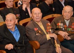 Торжественное собрание ко Дню защитника Отечества состоялось в Горно-Алтайске