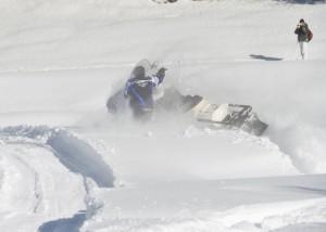 Телецкое снежное ралли