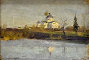 А.И. Лажечников. Церковь