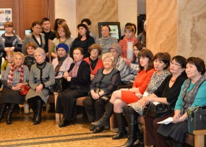 Открытие выставки И. Шишкина