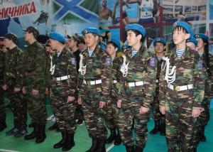 Фестиваль прикладных дисциплин военно-патриотических, спортивно-патриотических клубов и юнармейцев Республики Алтай