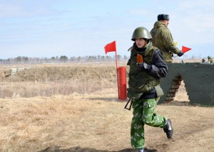 Будущие призывники из Республики Алтай побывали в воинской части