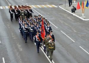 В Горно-Алтайске отпраздновали День весны и труда