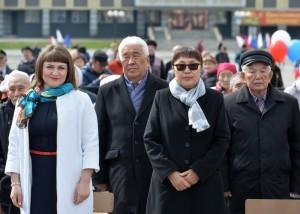 036BJBJ-ngaВ Горно-Алтайске отпраздновали День весны и труда