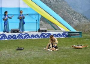 Фестиваль «Когда цветет маральник» прошел в урочище Кур-Кечу