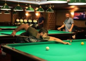 В Altai Palace прошел открытый турнир по бильярду