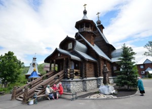 Памятник преподобному Макарию открыли в Горно-Алтайске