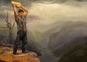 Выставка Владимира Чукуева
