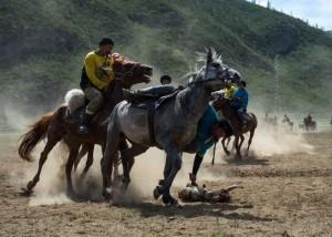 Команда из Улагана стала чемпионом кок-бору
