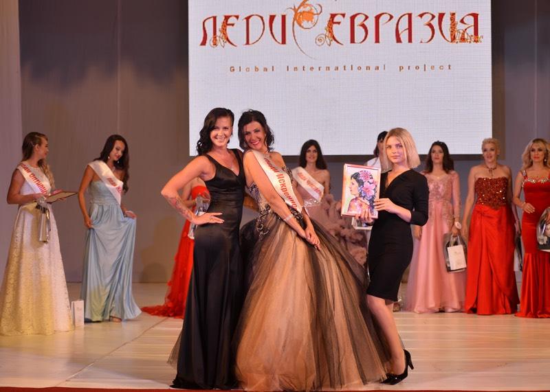 Победительницы конкурса красоты кавказа